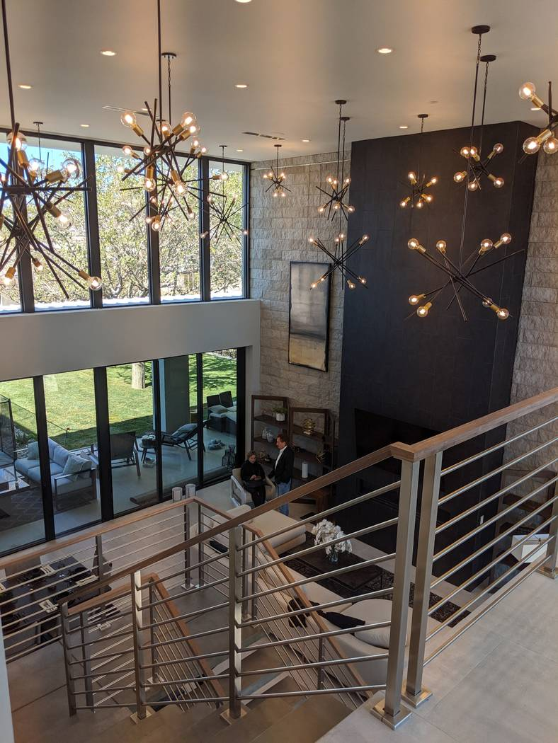 Element Building Co. spent $2.2 million to create the 2020 New American Remodel, which will be ...