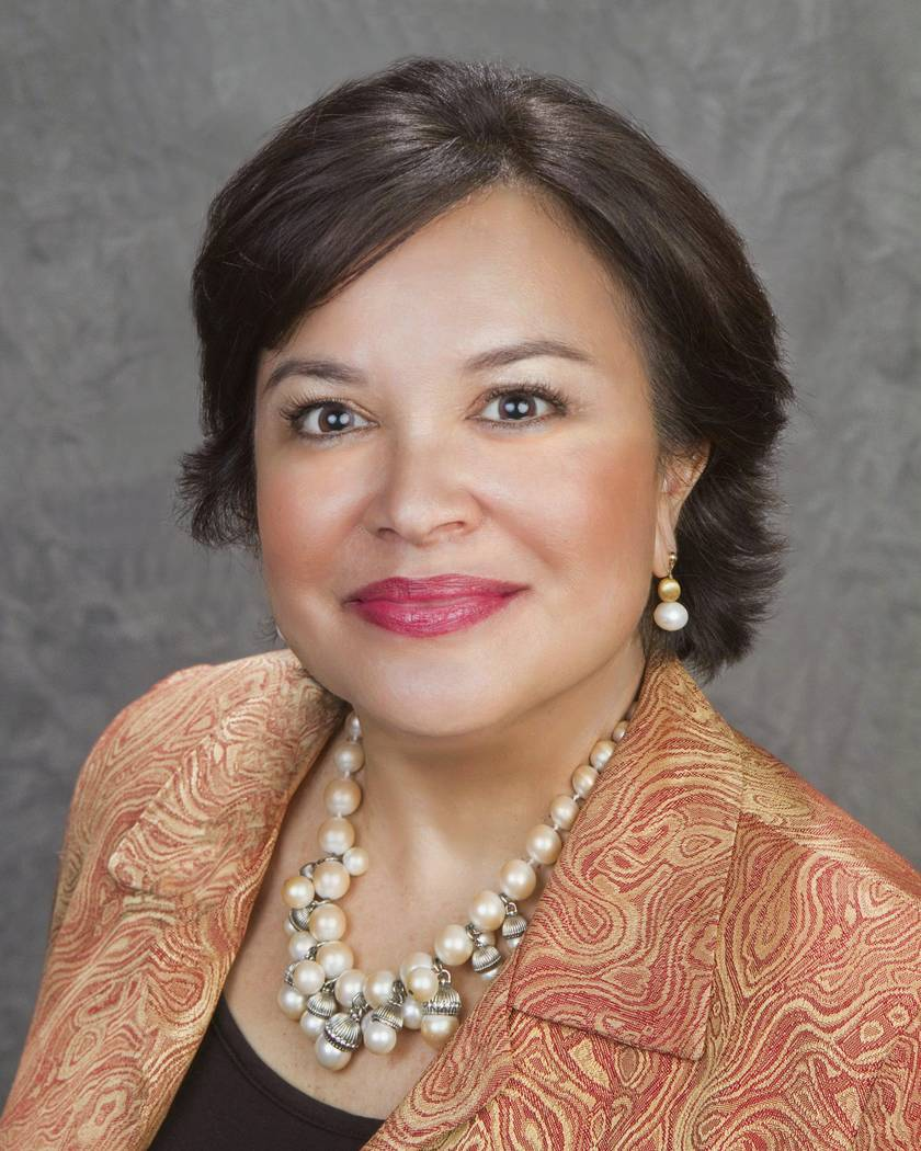 Stacey Purcell, UNLV Alumni Association president