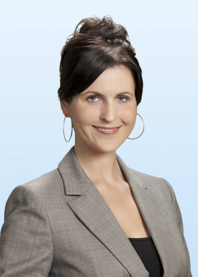 Angelina Scarcelli, Colliers International | Las Vegas