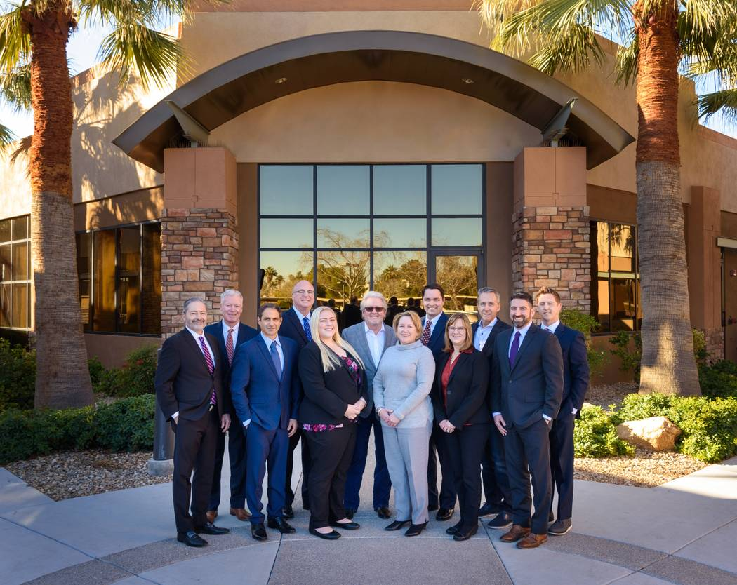 NAIOP Southern Nevada has announced its officers and directors for 2020, led by 2020 President ...