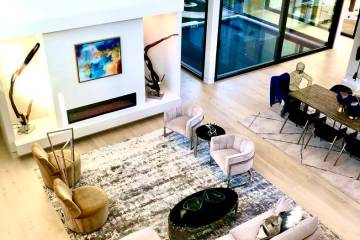 A group of celebrity designers combined forces and showcased the latest trends in interior desi ...