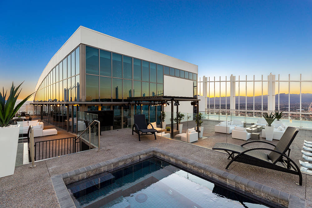 No. 1: The record-setter at $12.5 million at the Palms Place is the highest-known sale recorded ...
