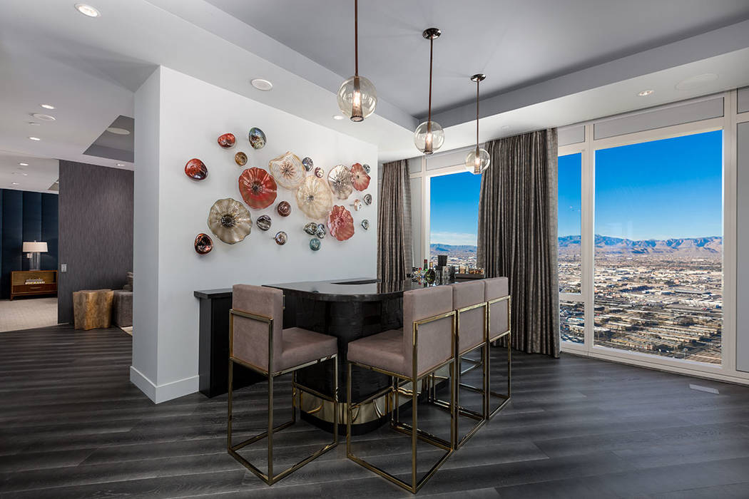 No. 3 on the 2019 list was the penthouse at the Waldorf Astoria. The 46th-floor unit sold for $ ...