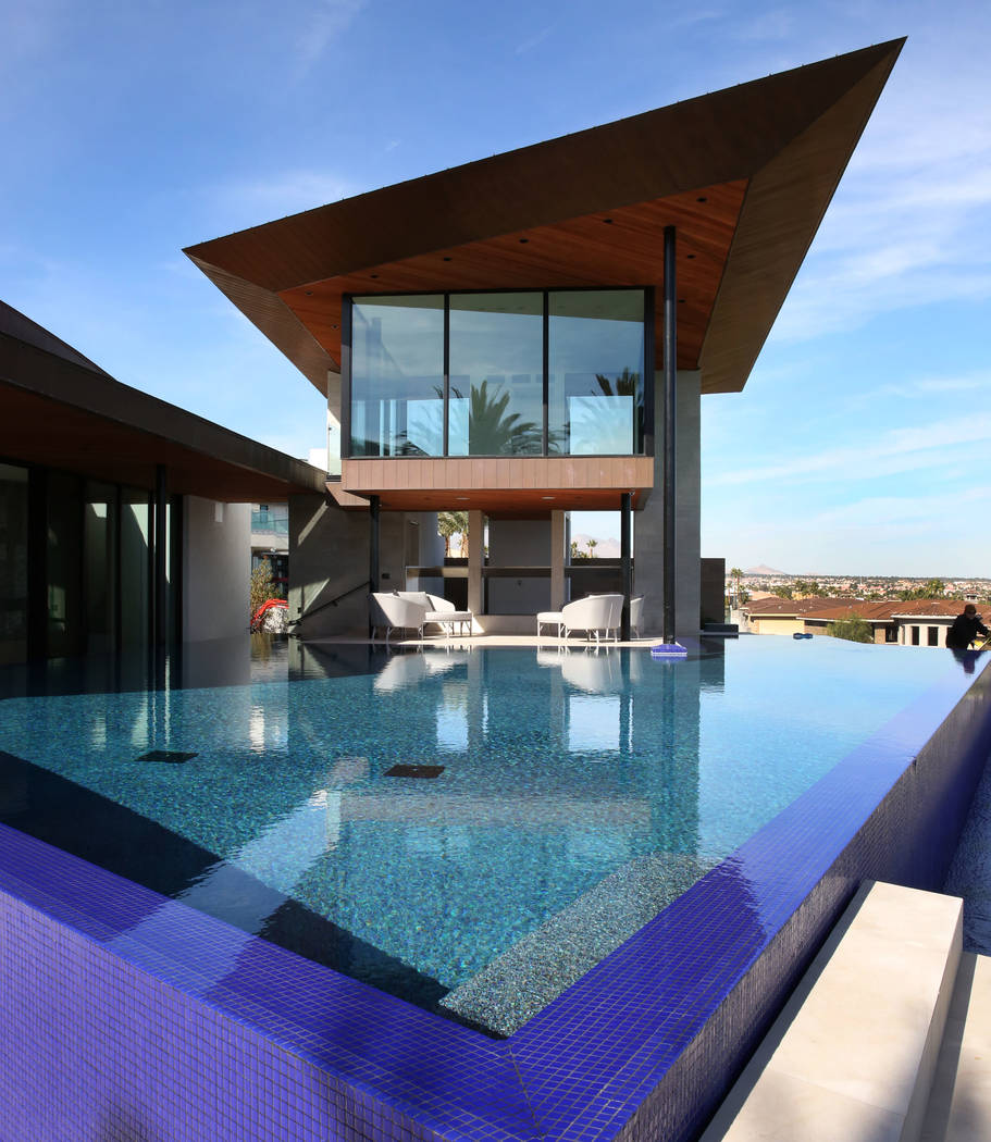 No. 1: The Spanish Hills home built and briefly lived in by developer Jim Rhodes sold for $16 m ...