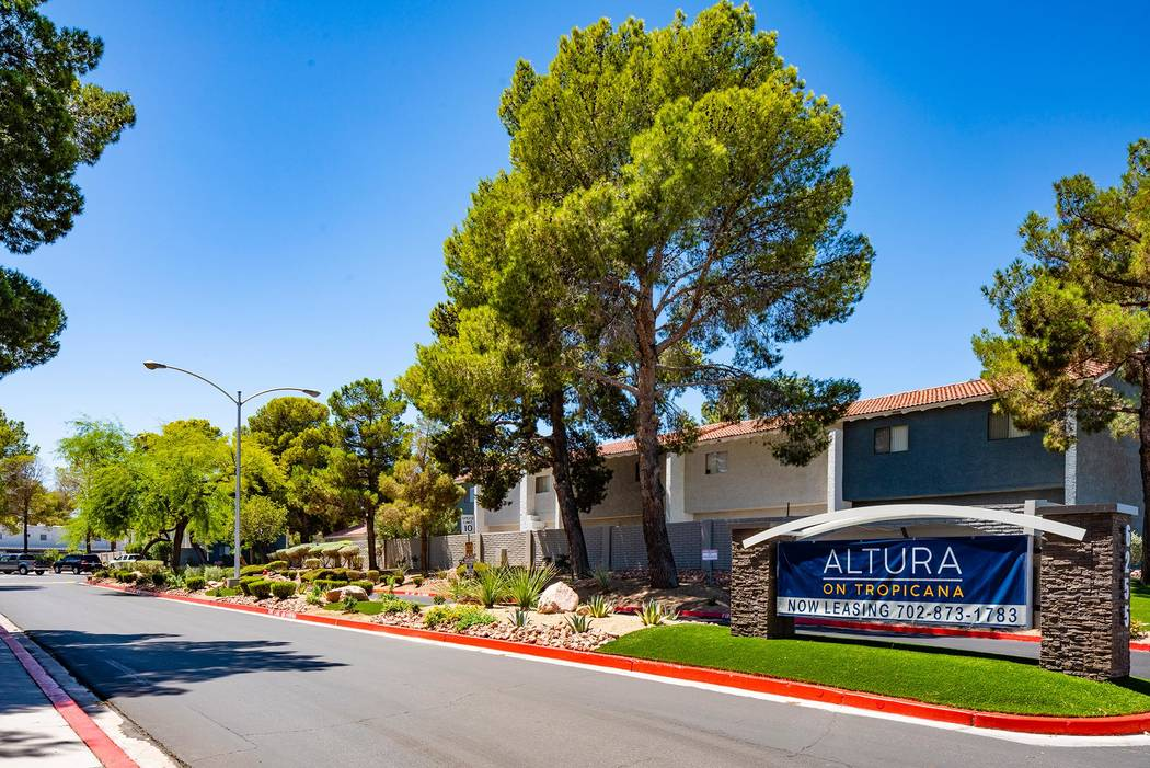 San Diego-based Tower 16 Capital Partners has sold Altura on Tropicana, a 512-unit multifamily ...
