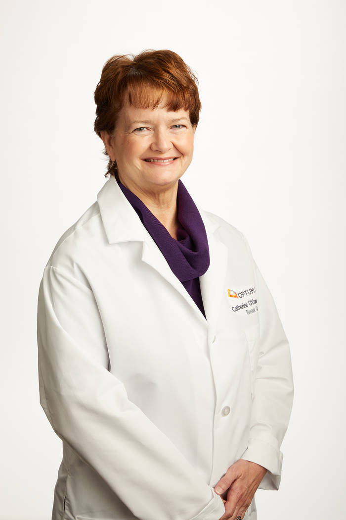 Dr. Catherine O'Connor, OptumCare Cancer Care
