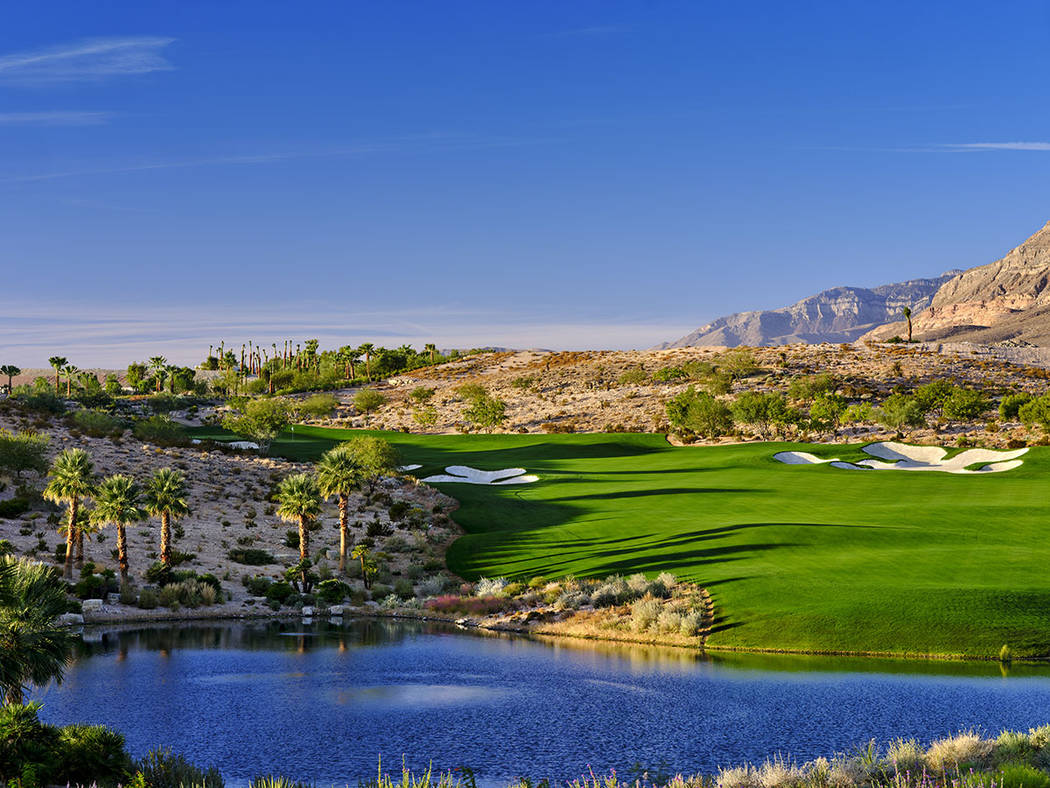 About half of the homebuyers in The Summit play golf. (Discovery Land Co.)