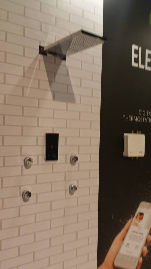 Kohler Konnect by another water fixture supplier adds digital voice control to allow shower and ...