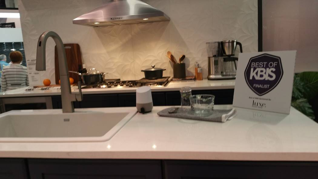 U by Moen is a new technology available from the water appliance manufacturer, that will soon b ...