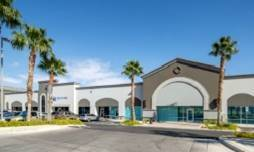 Zerorez-Laz Vegas LLC leased a 12,008-square-foot industrial property in Warm Springs Distribut ...