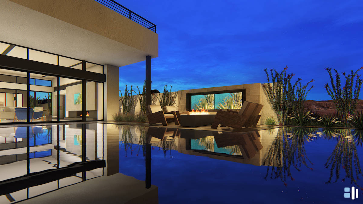 Blue Heron The homes feature progressive architectural design, which has become Blue Heron's h ...