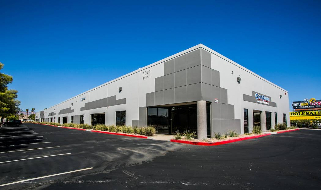 CapRock Partners sold three industrial real estate assets in Las Vegas for an undisclosed amoun ...