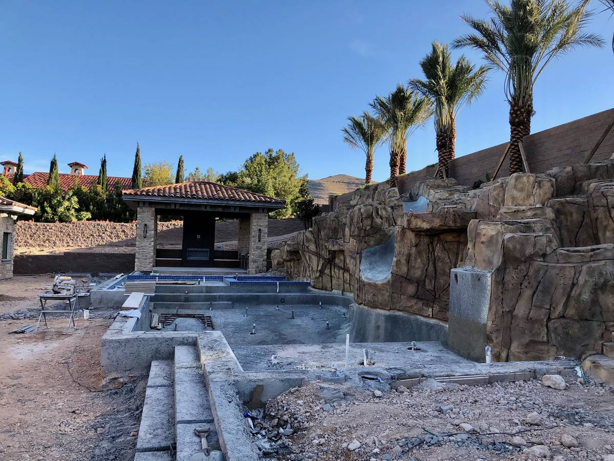 Domanico Custom Homes is constructing the home valued at $3.5 million for Jordan Farmar, a form ...