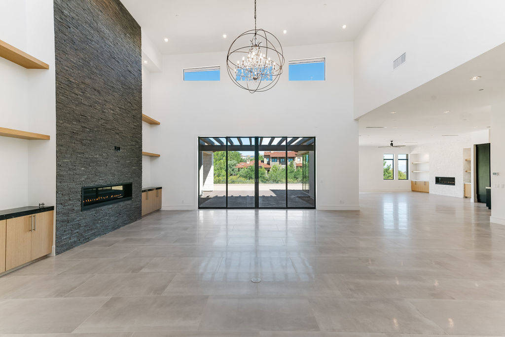 Transcon Pacific Co. is building a spec home in Southern Highlands that is nearly completed. (T ...
