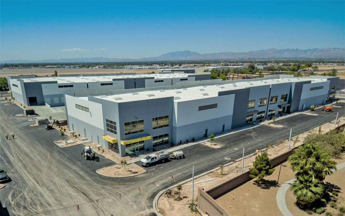 Matter Real Estate Group has a lease with Botanic Beauty Products at Matter Logistics Center @ ...