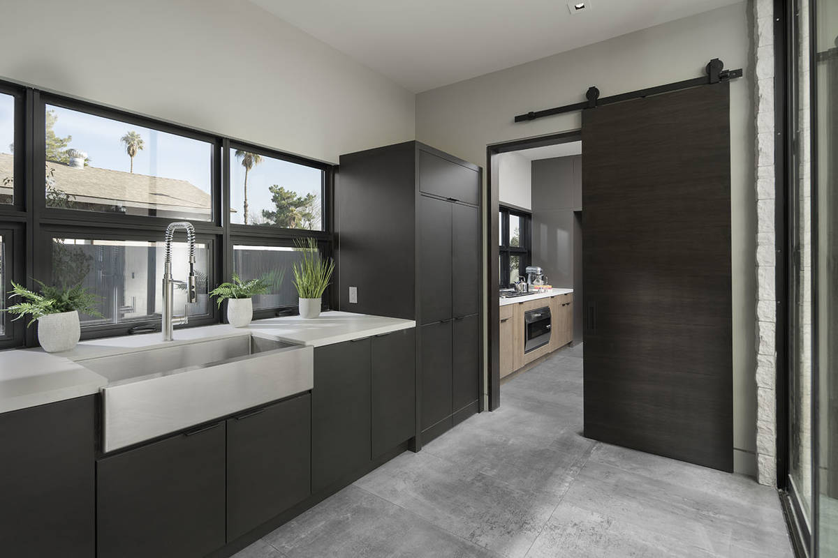Studio G Architecture Las Vegas-based Studio G Architecture created the 2019 New American Remo ...