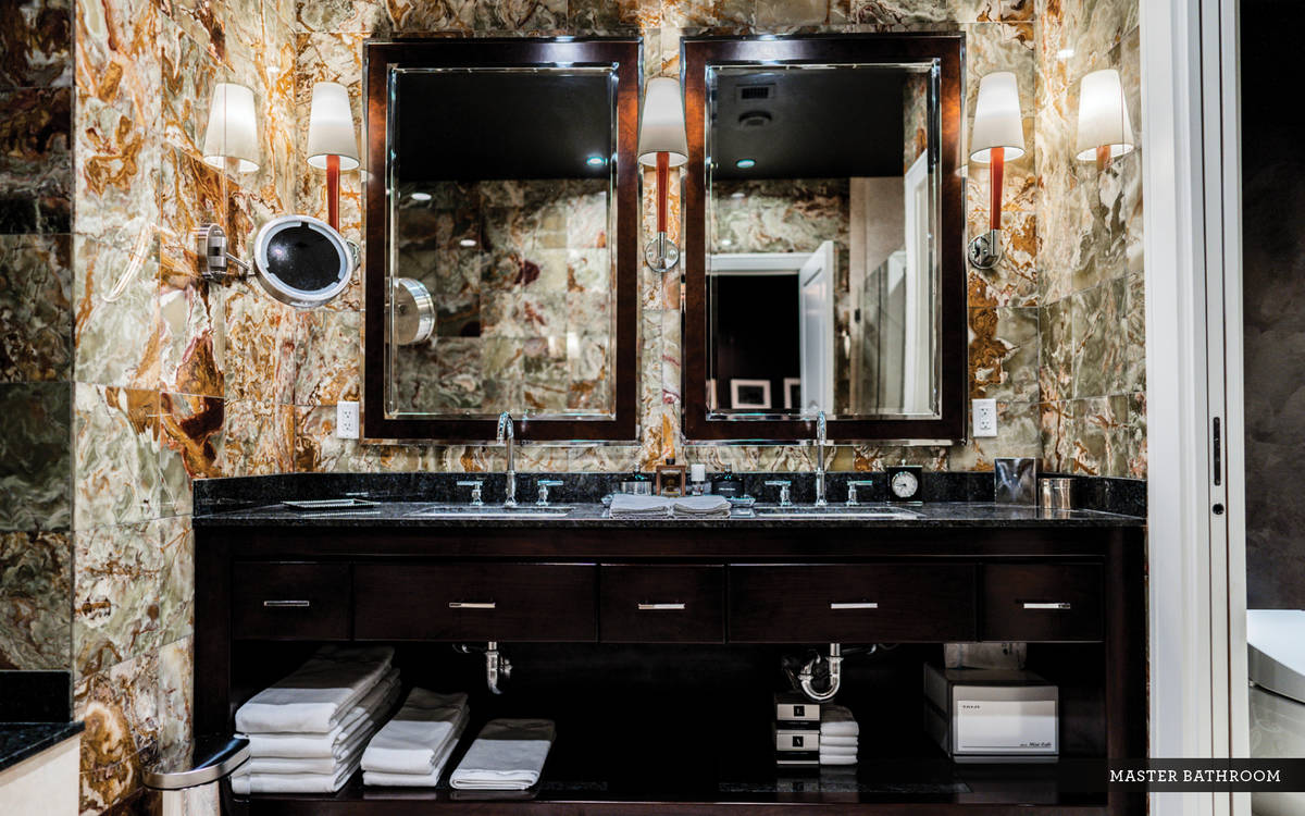 The master bath. (Ivan Sher Group)