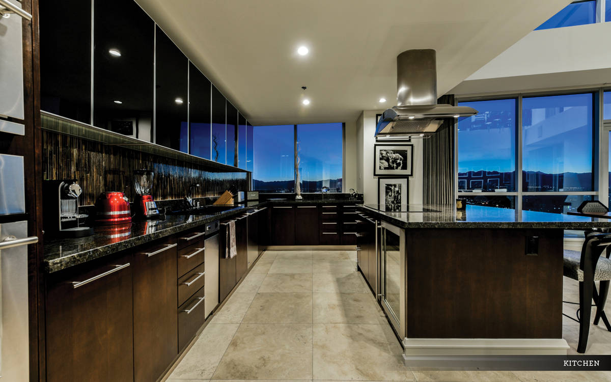 The kitchen. (Ivan Sher Group)