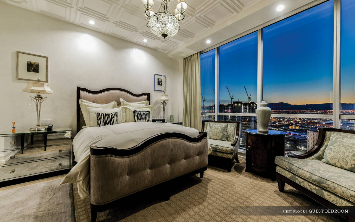 One of three bedrooms. (Ivan Sher Group)
