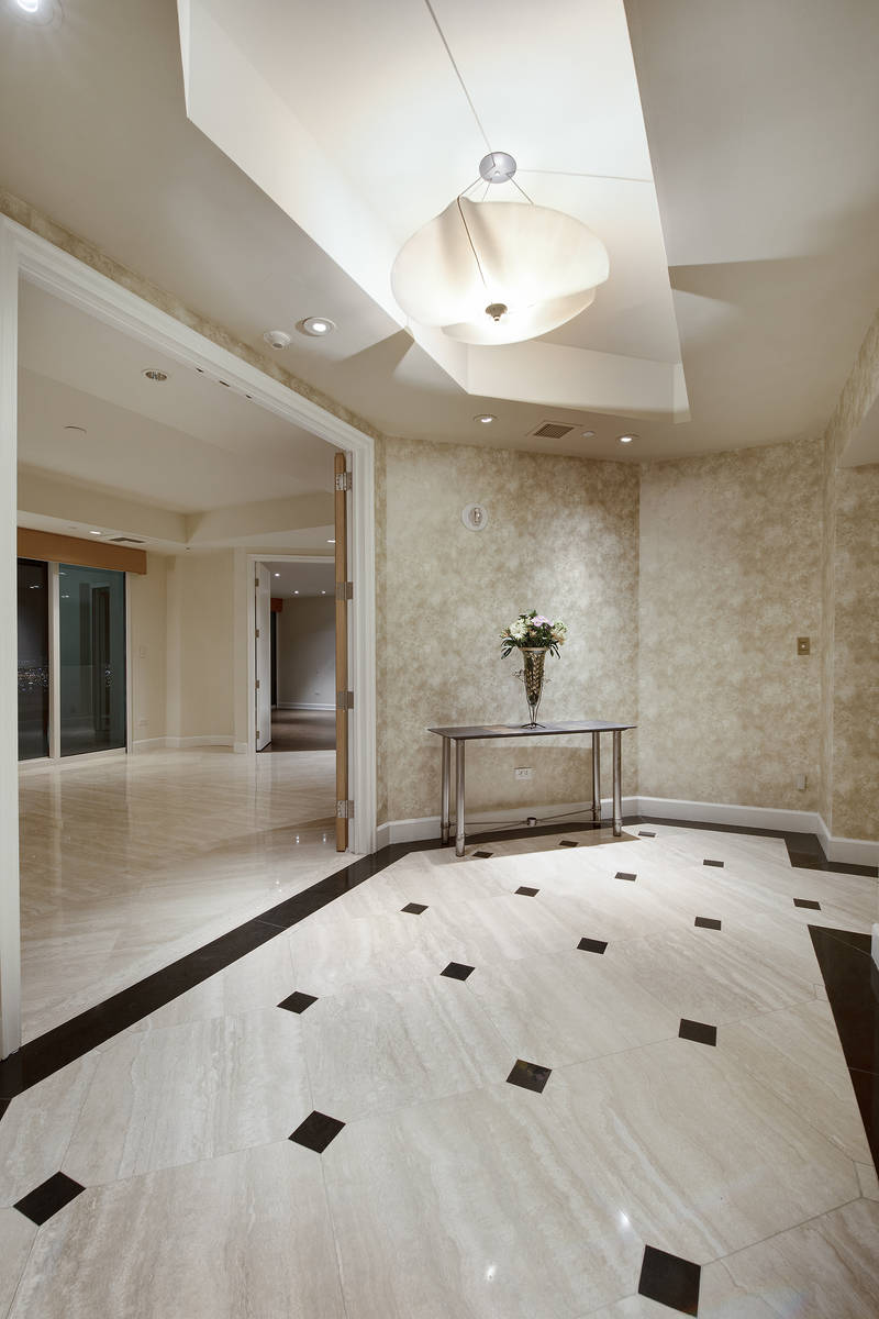No. 4 on the list was a two-level penthouse at Turnberry Place that sold for $4.15 million.
