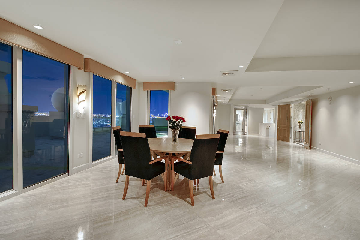 Mahsheed Real Estate The No. 2 condo sale for the midyear is a Turnberry Place penthouse. It so ...