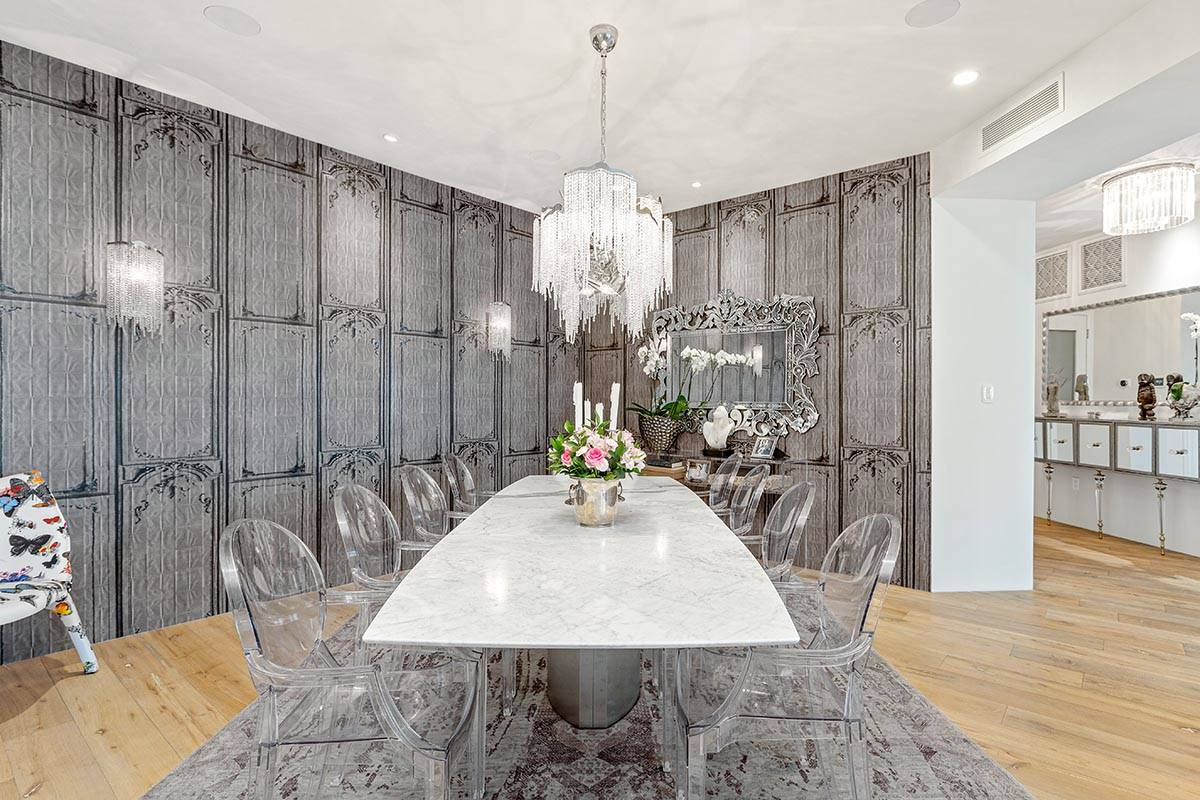 Luxe Estates & Lifestyles A One Queensridge Place condo sold for $4 million, marking it the to ...