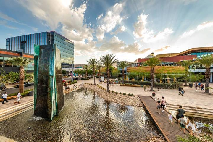 Downtown Summerlin is the urban hub of the master-planned community. It offers dining, shopping ...