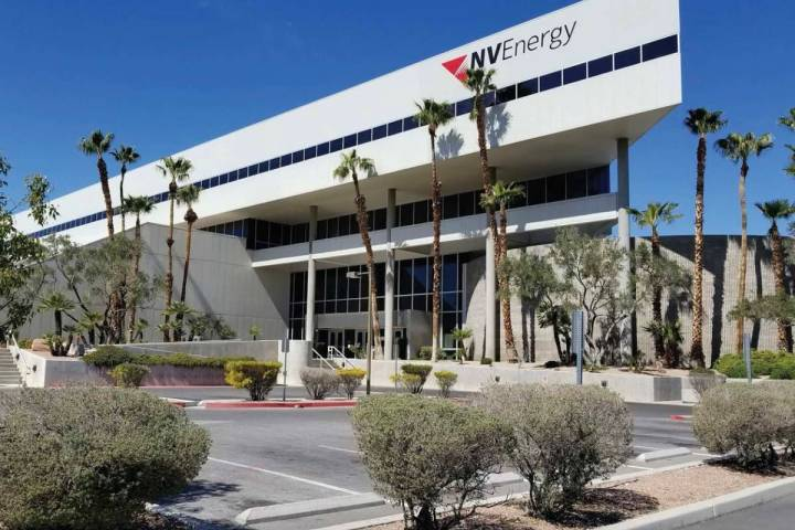 Moonwater Capital has acquired NV Energy Pearson Building. (Moonwater Capital)