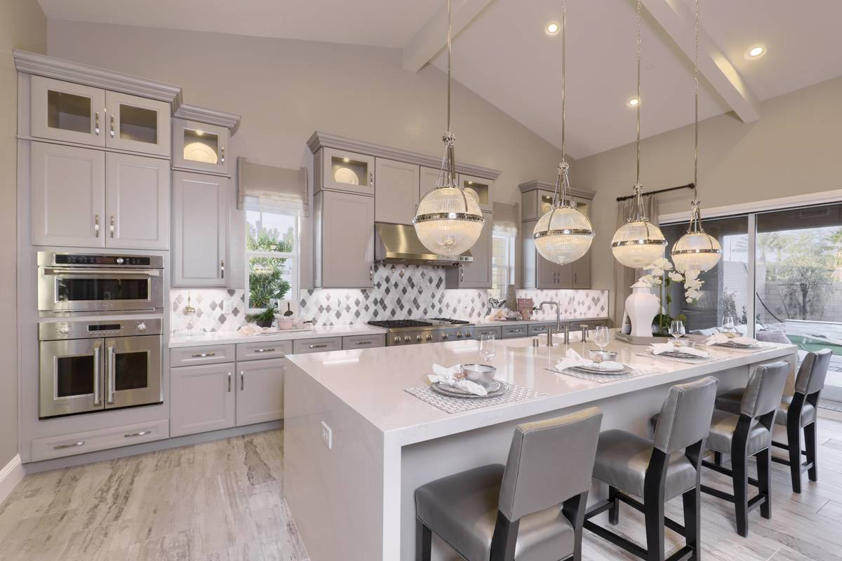 Richmond American offers a variety of luxury home styles. (Richmond American)