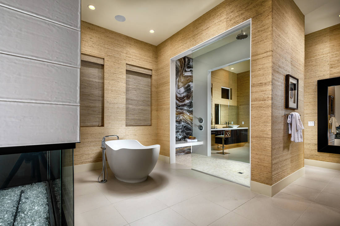 Toll Brothers has led the way in new home luxury sales so far this year. (Toll Brothers)