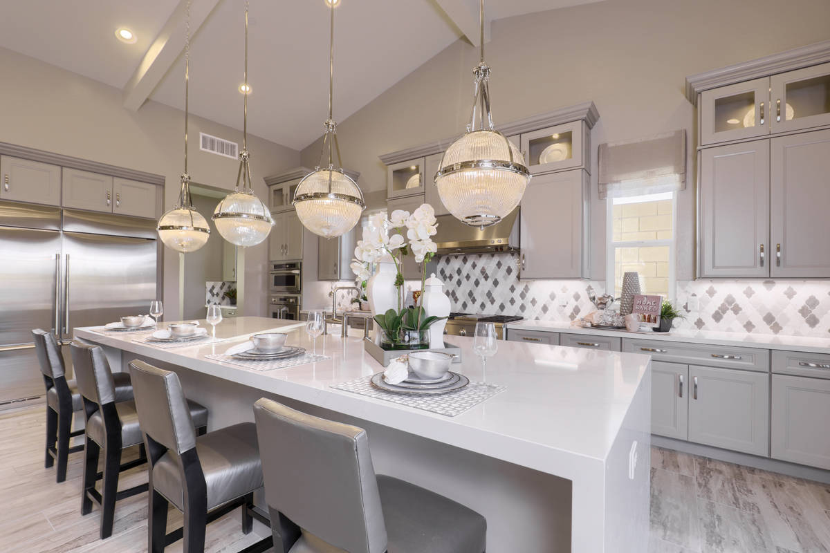 Richmond American came in second place behind Toll Brothers for number of new luxury homes sold ...