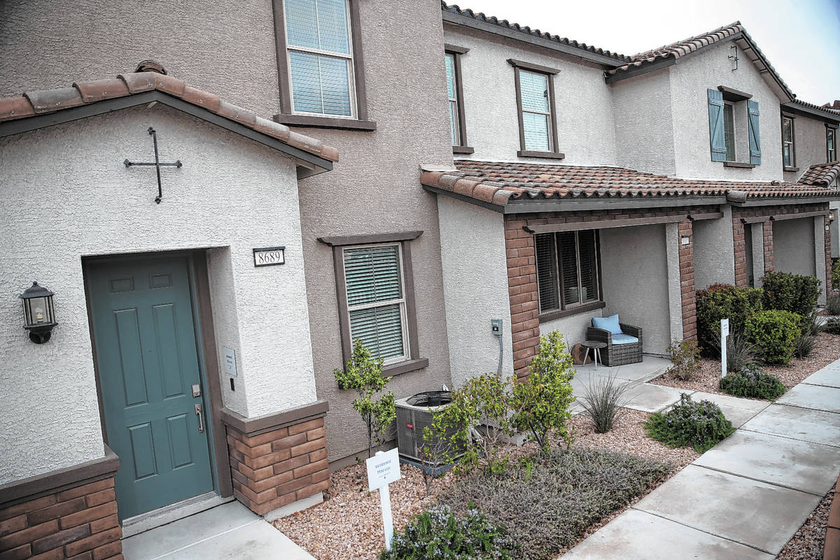 Lennar Homes earned the No. 2 spot for best-selling Las Vegas homebuilder for the midyear. Thes ...