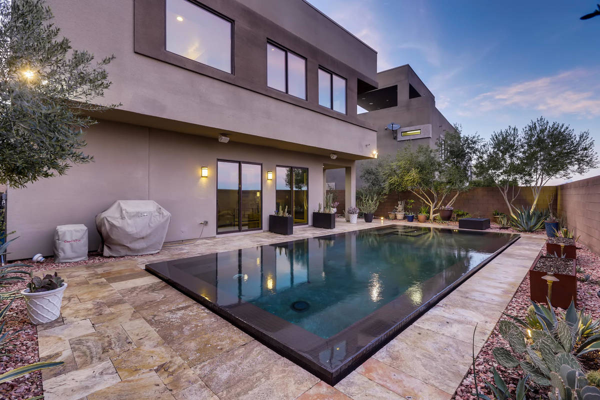 The pool area. (eXp Realty)