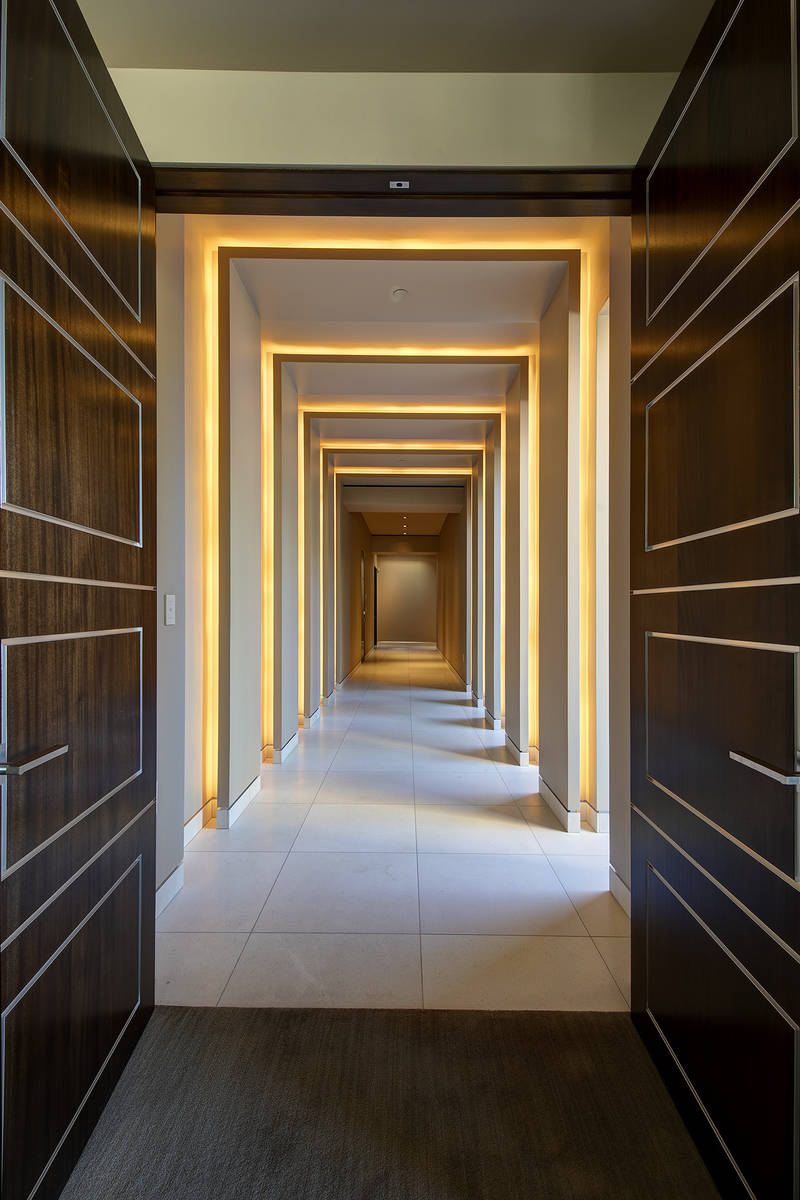 The hall. (Synergy Sotheby's International Realty)