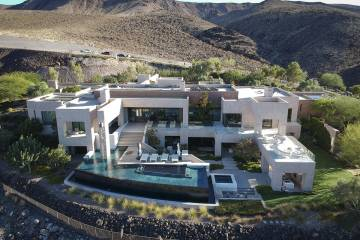 Las Vegas recorded its highest existing home sale in more than a year when a Northern Californi ...