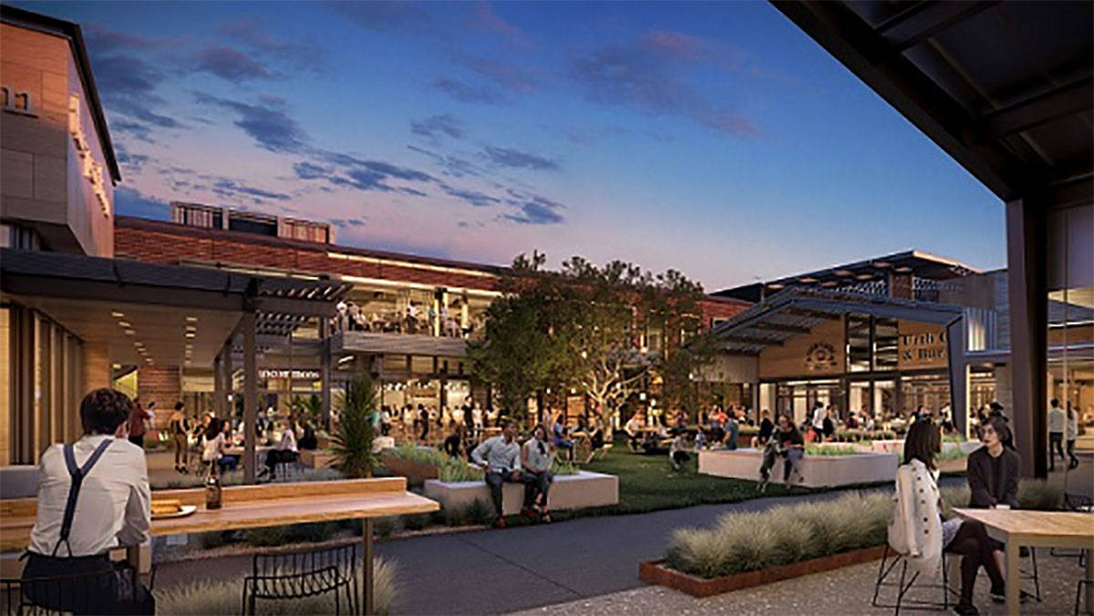 UnCommons, a mixed-use development, is being constructed with criteria set by the International ...