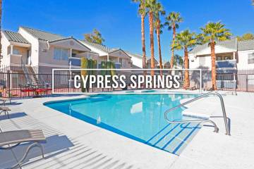 Cypress Springs Apartments in Las Vegas sold for $20,000,000 ($138,889/unit). (Cypress Springs ...