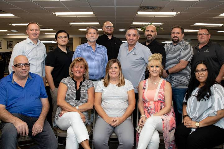 Contractor Helix Electric earned the No. 1 spot for large Nevada companies in the Top Workplace ...