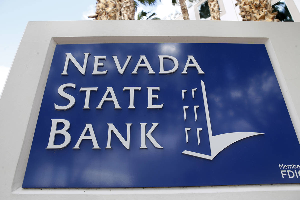 Nevada State Bank was recognized in a recent Nevada Top Workplaces employee survey for its stro ...