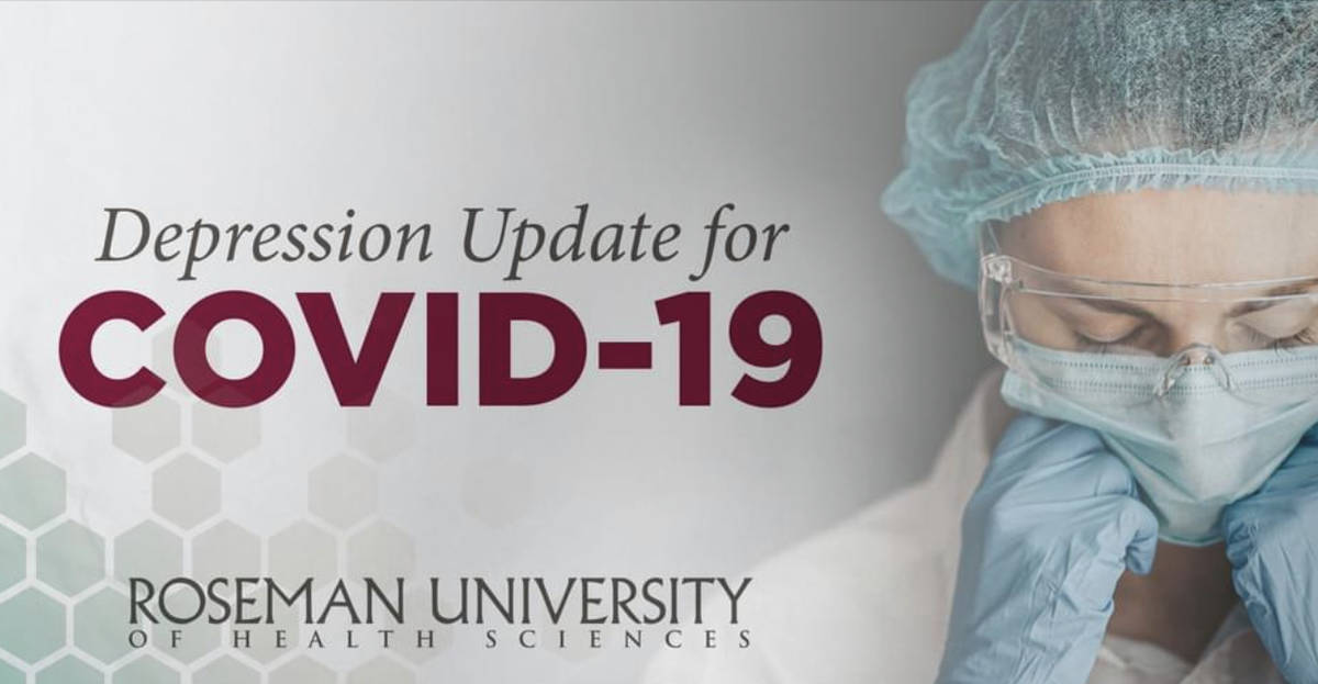 Roseman University of Health Sciences will hold a webinar at 11 a.m., Nov. 17. (Roseman Univers ...