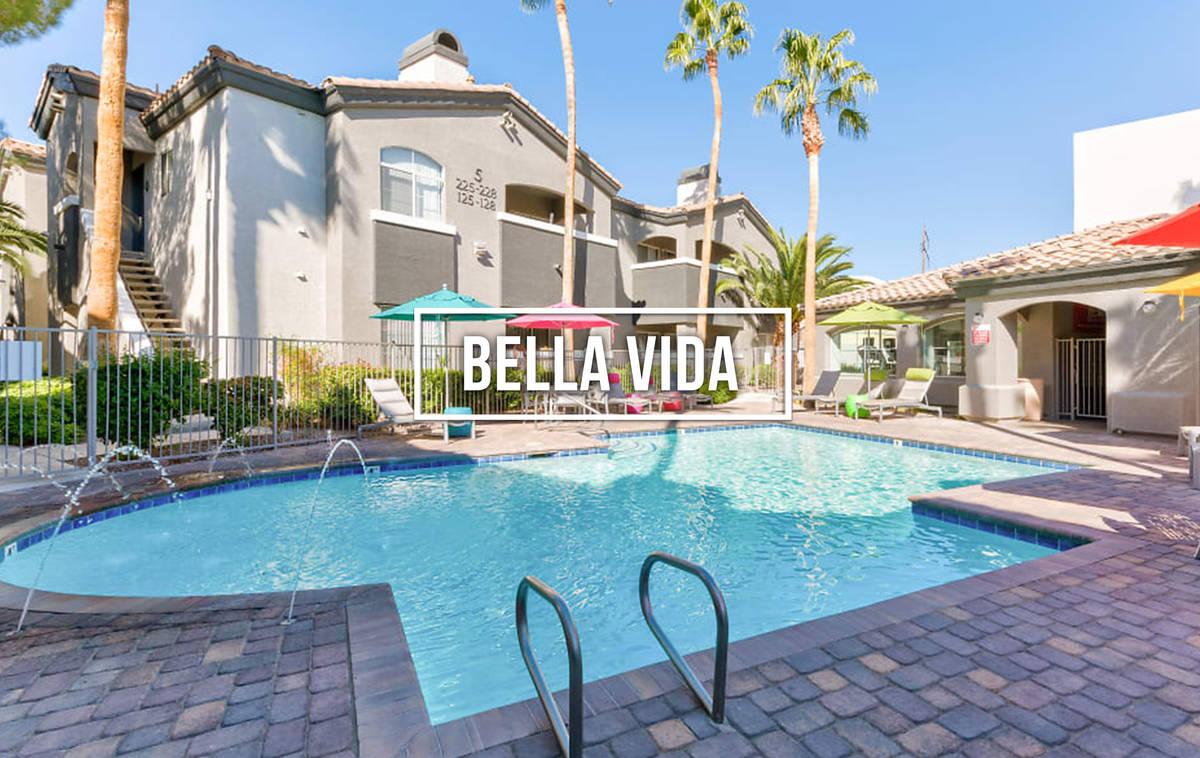 Bella Vida Apartments at 1111 S. Cimarron Road has sold for $15,000,000 ($208,333/unit). (North ...