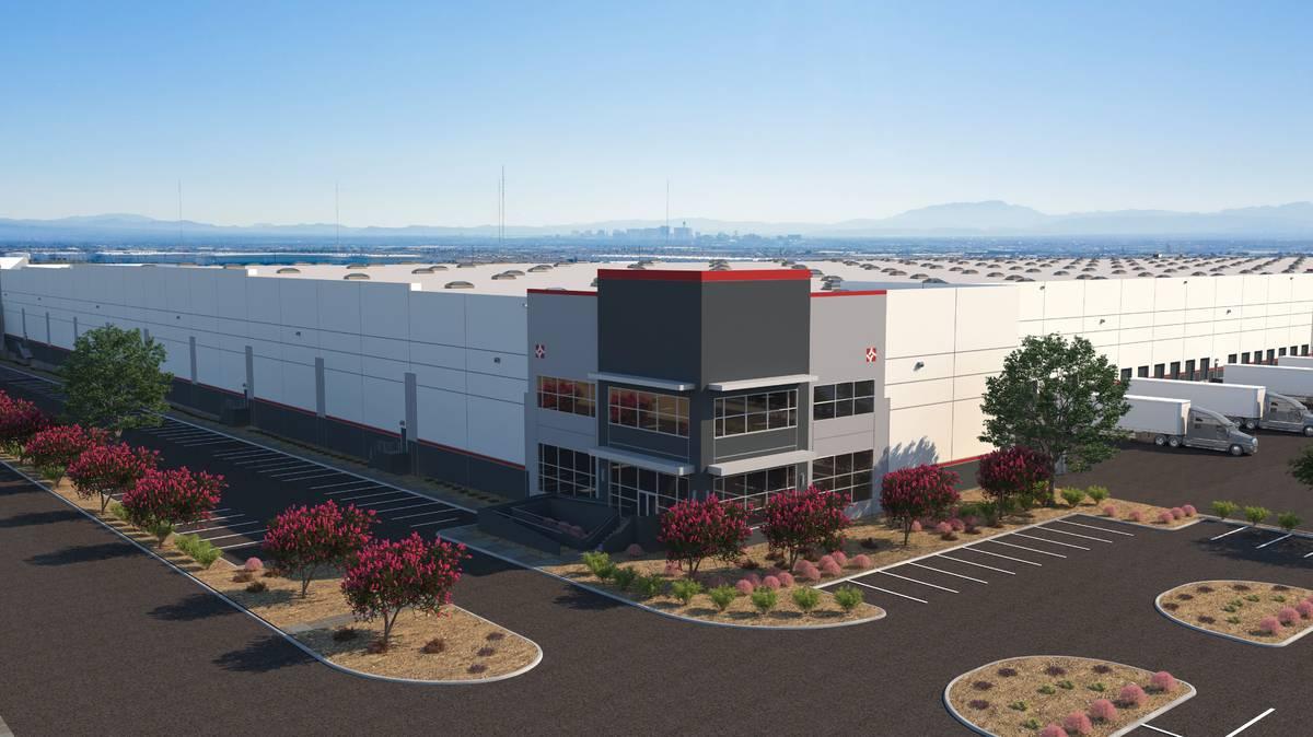 CapRock Partners has started construction on CapRock Tropical Logistics, a two-building, 1.1 mi ...