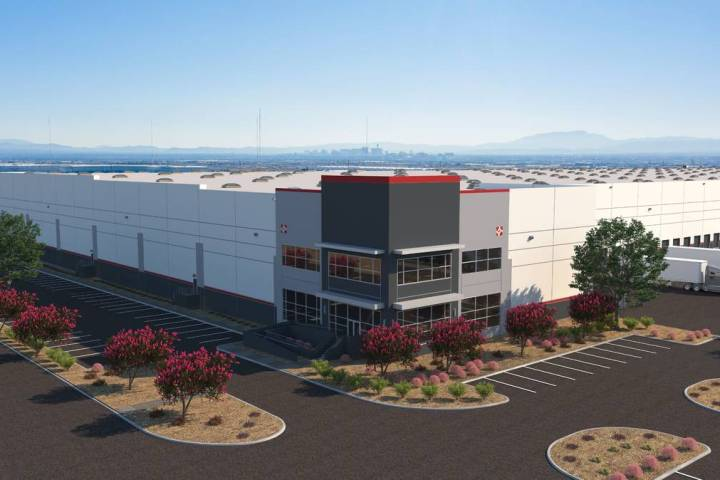 CapRock Partners has started construction on CapRock Tropical Logistics, a two-building, 1.1 mi ...