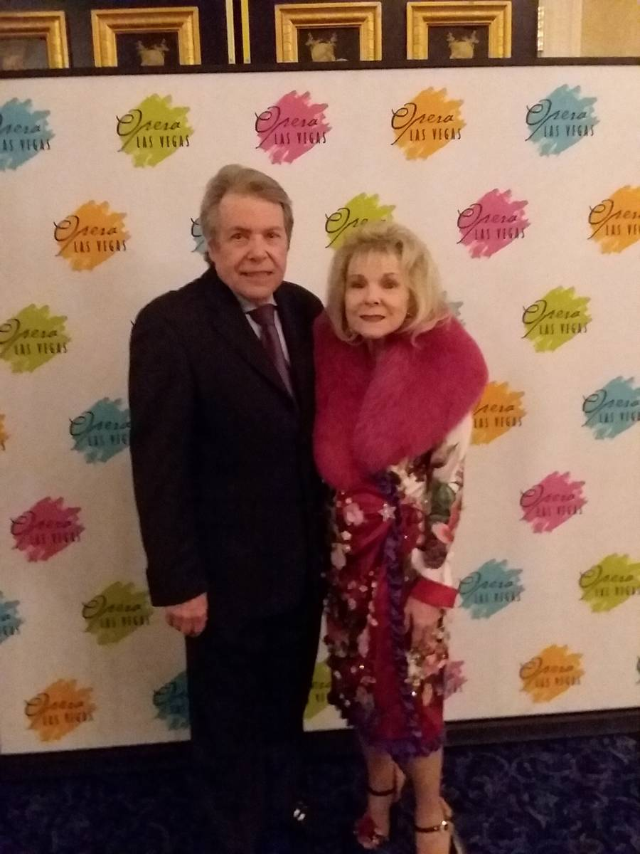 Barbara and Bruce Woollen