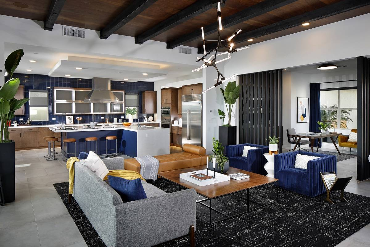 Pardee Homes Pardee Homes won for the 2020 Silver Nugget Awards' Best Interior Merchandising ...