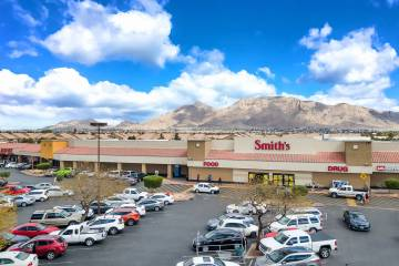 Sunrise Marketplace, a 191,345-square-foot neighborhood shopping center, has sold. (CBRE)
