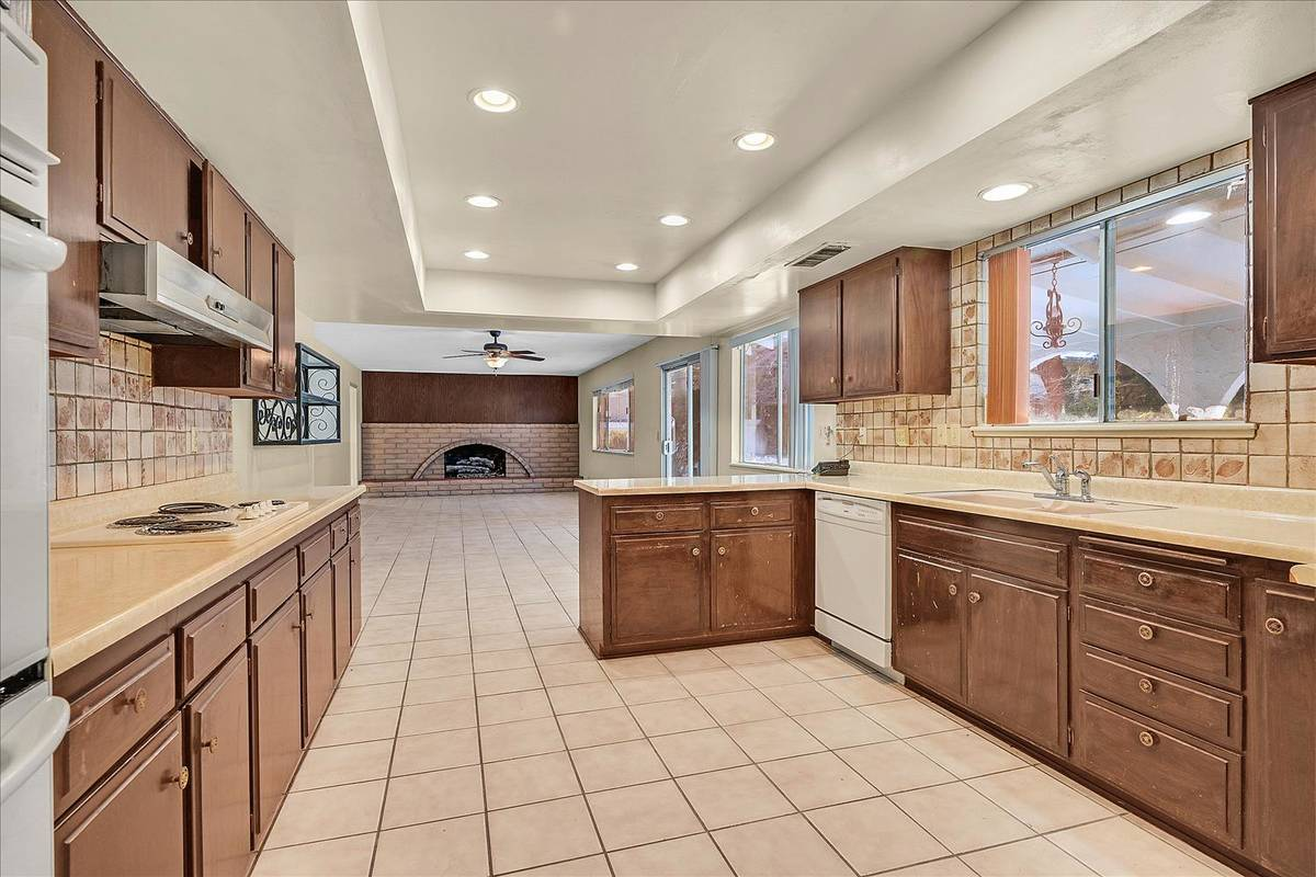 Coldwell Banker Premier Realty The large kitchen has been plenty of counter and storage space. ...