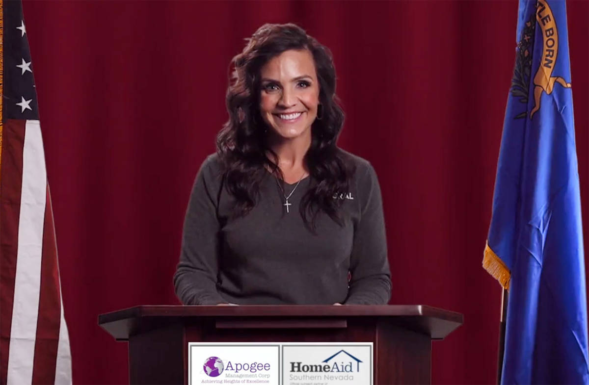 Stephenie Heagerty of Boral Roofing has been named board president of HomeAid Southern Nevada, ...