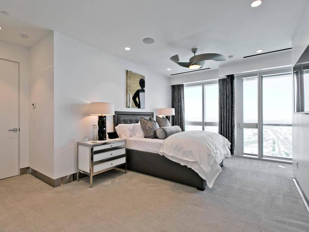 One of five bedrooms. (Elite Realty)