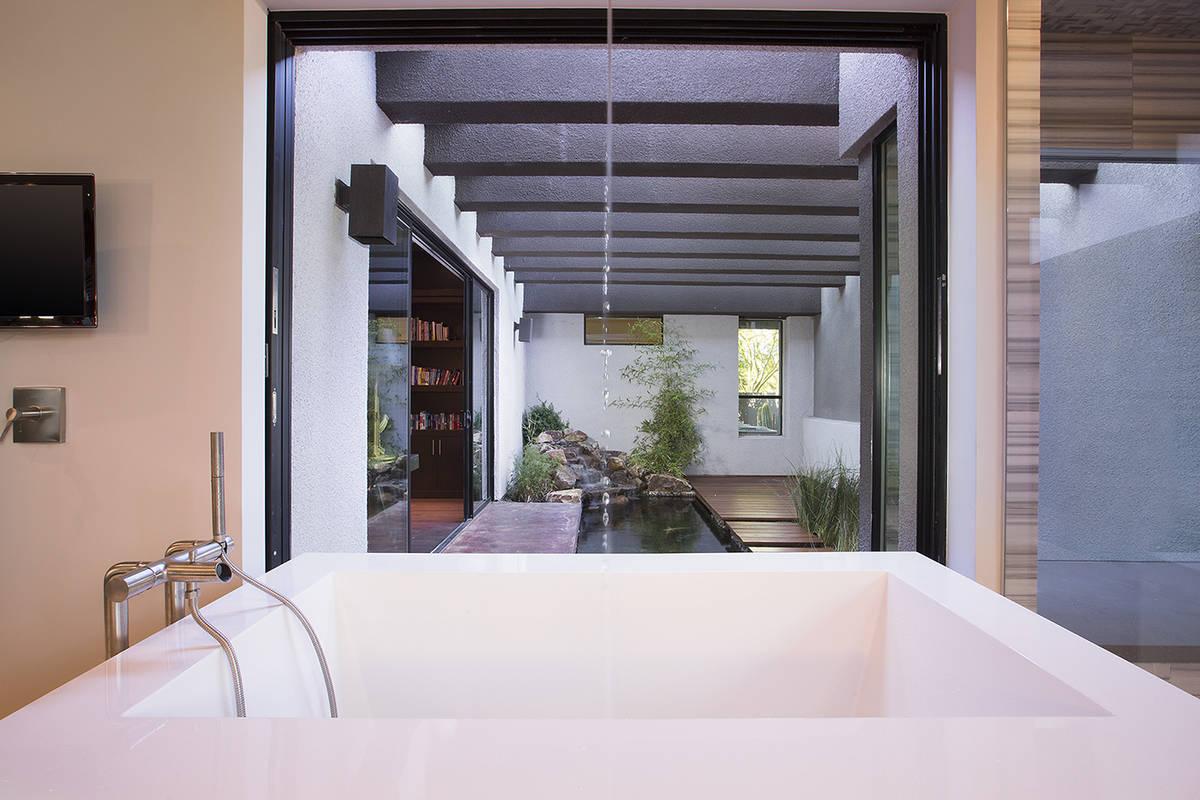 Luxury baths. (Red Luxury)